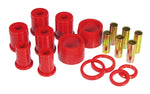 Prothane 65-70 GM Full Size Rear Upper/Lower Control Arm Bushings - Red