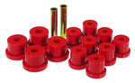 Prothane 67-69 Chevy Camaro Rear Mono Leaf Bushings - Red
