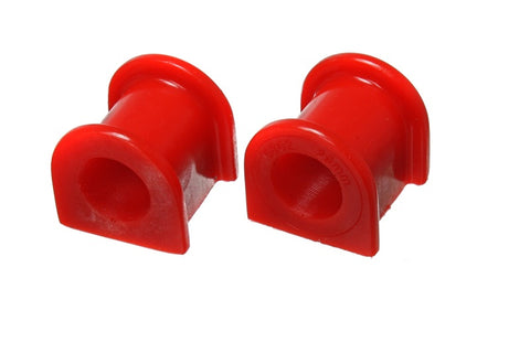 Energy Suspension 08-13 Toyota Tacoma Base/ Pre Runner 30mm Front Sway Bar Bushings - Red