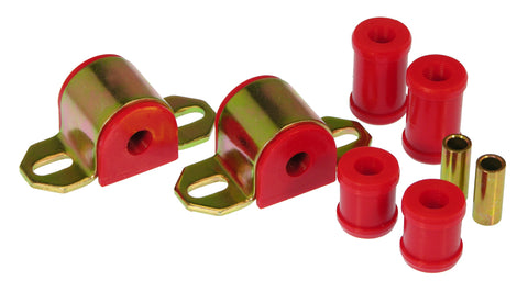 Prothane 67-81 Chevy Camaro/Firebird Rear Sway Bar Bushings - 9/16in 2-Bolt - Red