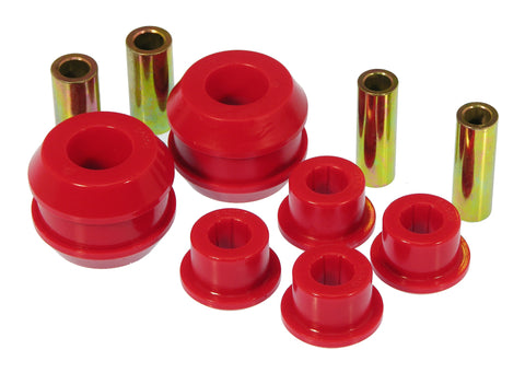 Prothane 95-04 GM J-Body Front Control Arm Bushings - Red