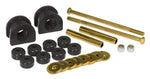 Prothane 82-00 GM S-Series 2wd Front Sway Bar Bushings - 1in - Black