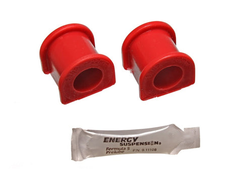 Energy Suspension 96-00 Honda Civic/CRX Red 22mm Front Sway Bar Bushings