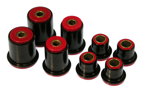 Prothane 64-66 GM Front Control Arm Bushings - Red