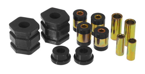 Prothane 96-00 Honda Civic Front Upper/Lower Control Arm Bushings - Black
