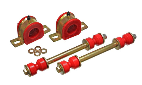 Energy Suspension 94-02 Dodge Ram Red 30mm Front Sway Bar Bushings