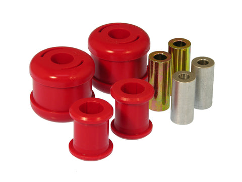 Prothane 06-11 Honda Civic Front Control Arm Bushings - Red