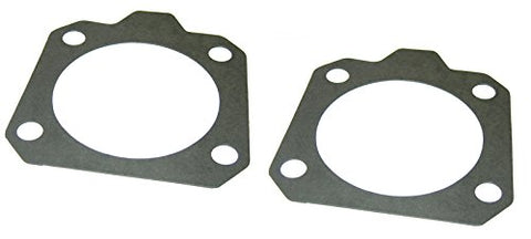 (E-5-2) Inline Tube Rear Axle Flange Gasket Pair Compatible with 1964-72 GM A-Body Chevelle, Cutlass, GTO and Skylark
