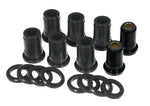 Prothane 59-64 GM Full Size Rear Upper Control Arm Bushings (for Two Uppers) - Black
