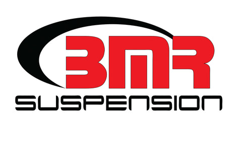 BMR 10-15 5th Gen Camaro Driveshaft Tunnel Brace - Black Hammertone