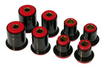 Prothane 80-81 GM Front Control Arm Bushings - Red