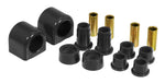 Prothane 84-87 Chevy Corvette Front Sway Bar Bushings - 30mm - Black