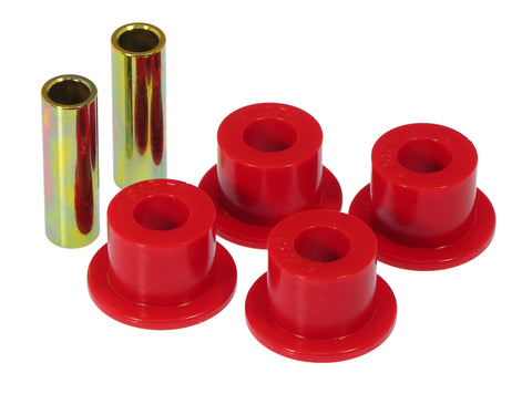 Prothane 68-71 International Scout 800 Shackle Bushings - Red