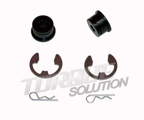 Torque Solution Shifter Cable Bushings: Mitsubishi Eclipse 4G 2006-11