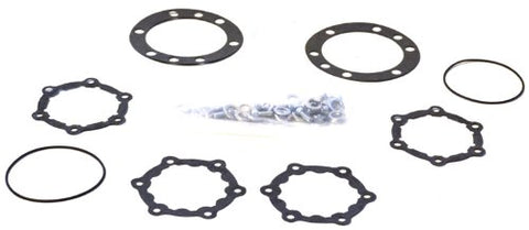 WARN 7309 Locking Hub Service Kit with Snap Rings, Gaskets, Retaining Bolts and O-Rings
