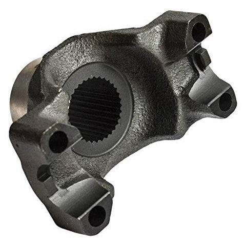 Nitro Gear YOKNP205-1410-32U-FSJK Fits NP 205 Transfer Case 1410 32 Spline U-Bolt Yoke Nitro Gear and Axle YOKNP205-1410-32U