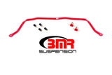 BMR 91-96 B-Body Front Solid 32mm Sway Bar Kit w/ Bushings - Red