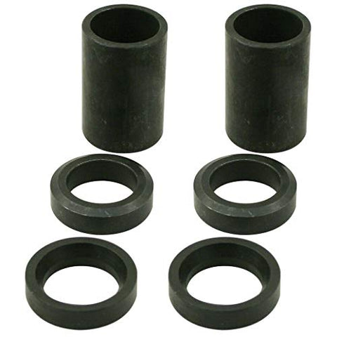 Empi 16-2400 Vw Type 1 Bug Rear IRS Axle Spacer Kit, 6Pc Kit