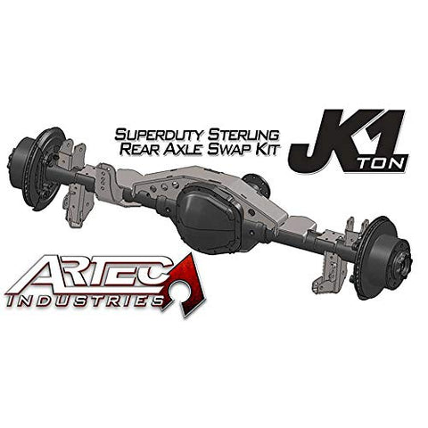 Rear Sterling Axle Swap Kit (Jk 1 Ton - Super duty)