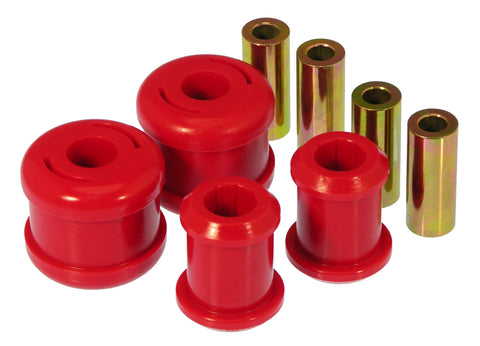 Prothane 01-02 Honda Civic Front Control Arm Bushings - Red