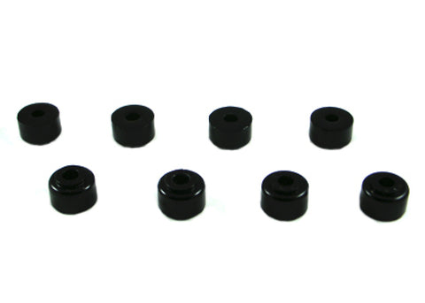 Whiteline 10/65-73 Ford Mustang Front Sway Bar Link Bushings (Qty 8)