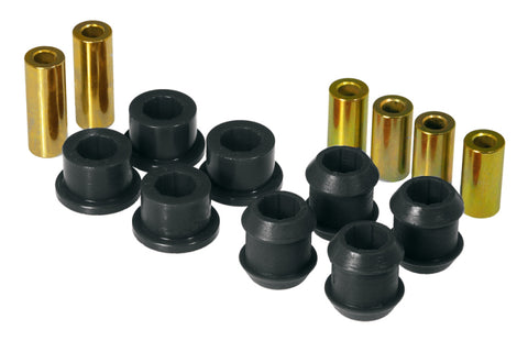 Prothane 88-91 Honda Civic Front Upper/Lower Control Arm Bushings - Black