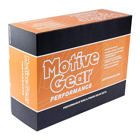 "Motive Gear (C887355M) Performance Ring and Pinion Differential Set, Chrysler 8.75"" Early (741) Housing, 39-11 Teeth, 3.55 Ratio"