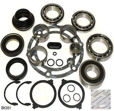 Chevy NP246 Transfer Case Rebuild Kit, BK351