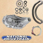 TRANSFER CASE REAR CASE HALF CHAIN BEARING UPGRADE REBUILD KIT - NP246 NV246