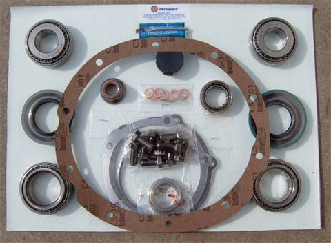 "Complete Master Bearing/Installation Kit for Ford 9"" - Timken USA - 9 Inch - Rebuild - 3.06"" Carrier Bearings/Daytona Pinion Bearing"