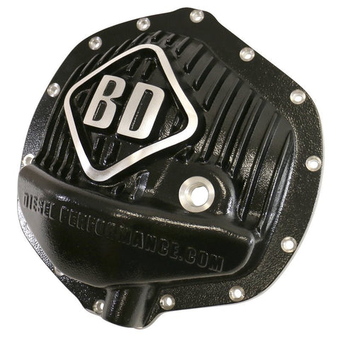 BD Diesel Differential Cover - 03-15 Dodge 2500/3500 / 01-13 Chevy Duramax 2500/3500