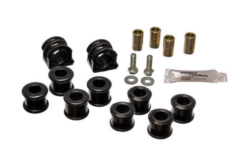 Energy Suspension 99-06 VW Golf IV/Jetta IV/ GTI Black 23mm Front Sway Bar Bushings