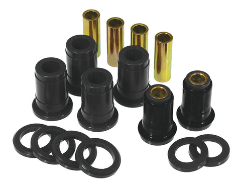 Prothane 59-64 GM Full Size Rear Upper Control Arm Bushings (for Single Upper) - Black