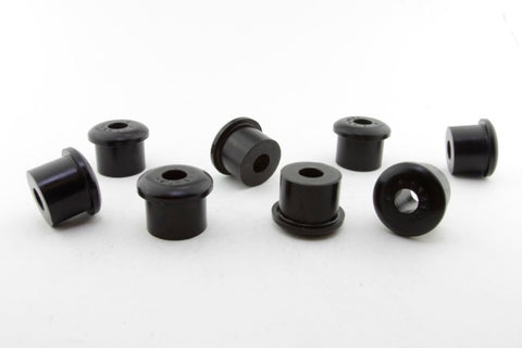 Whiteline 10/65-73 Ford Mustang Rear Spring Eye Rear and Shackle Bushings (35mm OD/15mm ID)