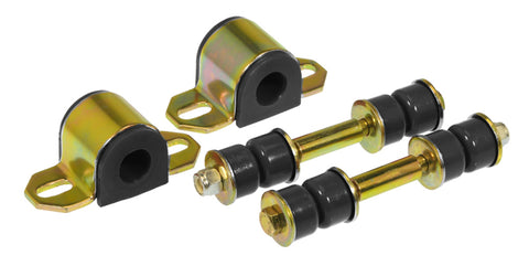 Prothane 82-02 Chevy Camaro/Firebird Rear Sway Bar Bushings - 21mm - Black