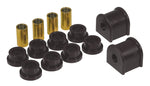 Prothane 97-03 Jeep TJ Rear Sway Bar Bushings - 9/16in - Black