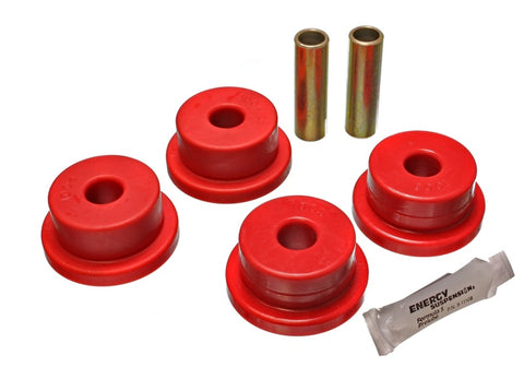 Energy Suspension 80-82 Chevy Corvette Red Differential Carrier Bushing Set