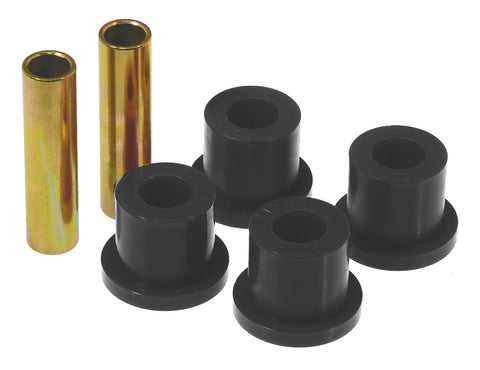 Prothane 88-98 GM 2/4wd Rear Frame Shackle Bushings - Black