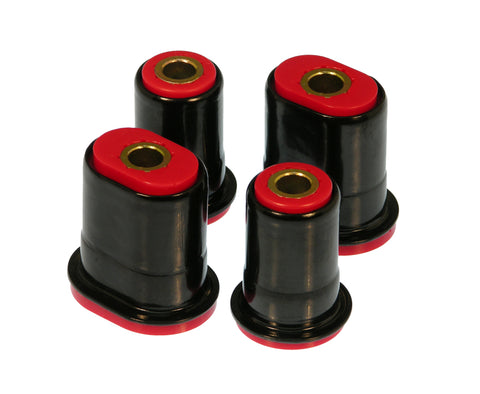 Prothane GM Front Lower Control Arm Bushings - Red