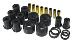 Prothane 65-70 GM Full Size Rear Upper/Lower Control Arm Bushings - Black