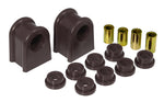 Prothane 99-01 Jeep Grand Cherokee Front Sway Bar Bushings - 1 1/4in - Black
