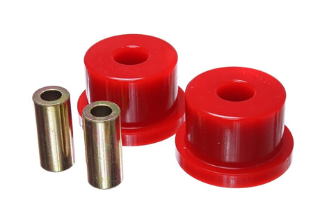 Energy Suspension 06-14 Mazda Miata Red Differential Carrier Bushing Set
