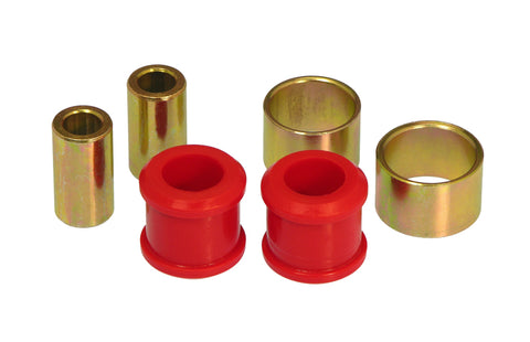 Prothane 07-11 Jeep JK Front Track Bar Bushings - Red