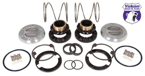 Yukon Gear Hardcore Locking Hub Set For Dana 60 / 35 Spline. 79-91 GM / 78-97 Ford / 79-93 Dodge