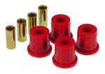 Prothane 83-87 Chevy S10 PU/Blazer 4wd Diff Bushings - Red