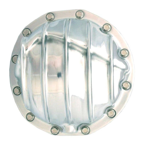 Spectre GM 12-Bolt Differential Cover - Polished Aluminum