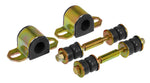 Prothane 82-02 Chevy Camaro/Firebird Rear Sway Bar Bushings - 24mm - Black