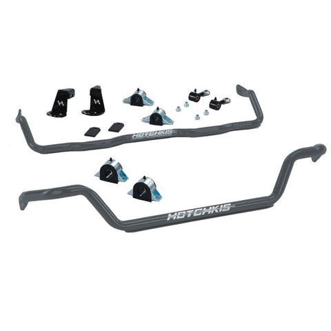 Hotchkis 92-98 BMW E36 Sedan / Coupe / M3 Sport Swaybar Package w/ Rear Endlinks & Front bushings