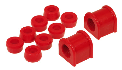 Prothane 87-96 Jeep YJ Front Sway Bar Bushings - 15/16in - Red