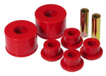 Prothane 92-96 Honda Prelude Rear Trailing Arm Bushings - Red